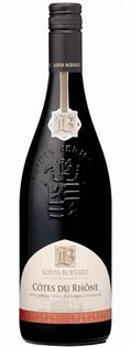 Louis Bernard Cotes du Rhone 2014 750ml - Case of 12